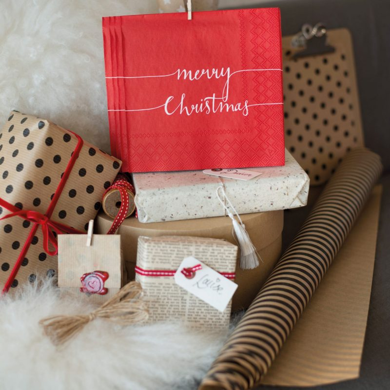 Gifts, Wraps & Tags