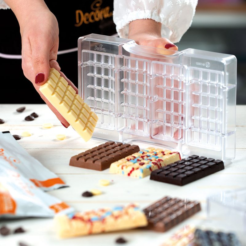 Moulds - Chocolate