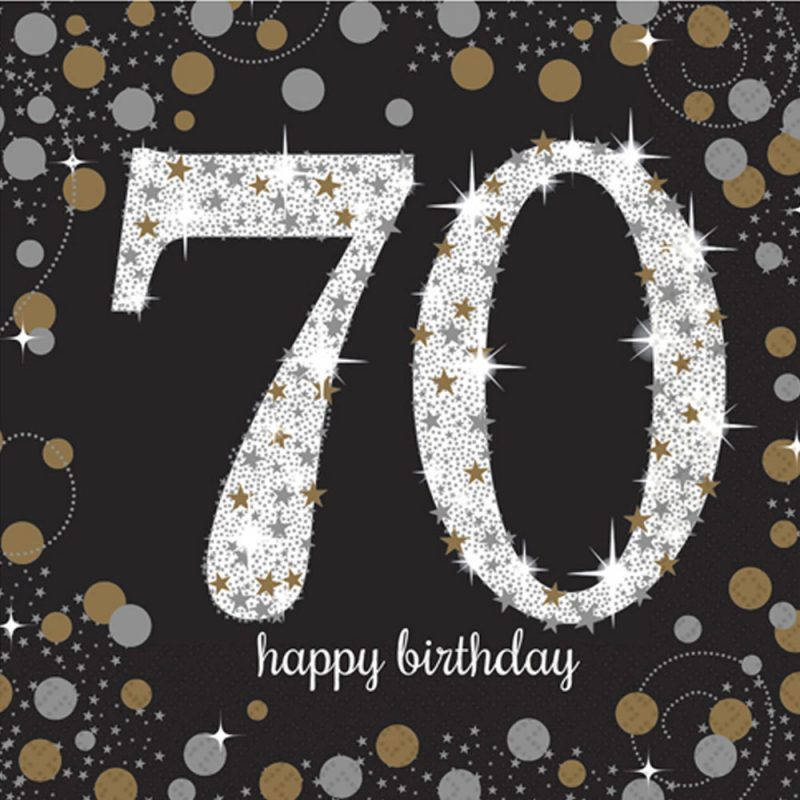 70th Bday