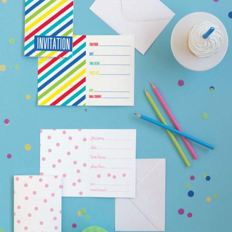 Invitations & Wishing Cards