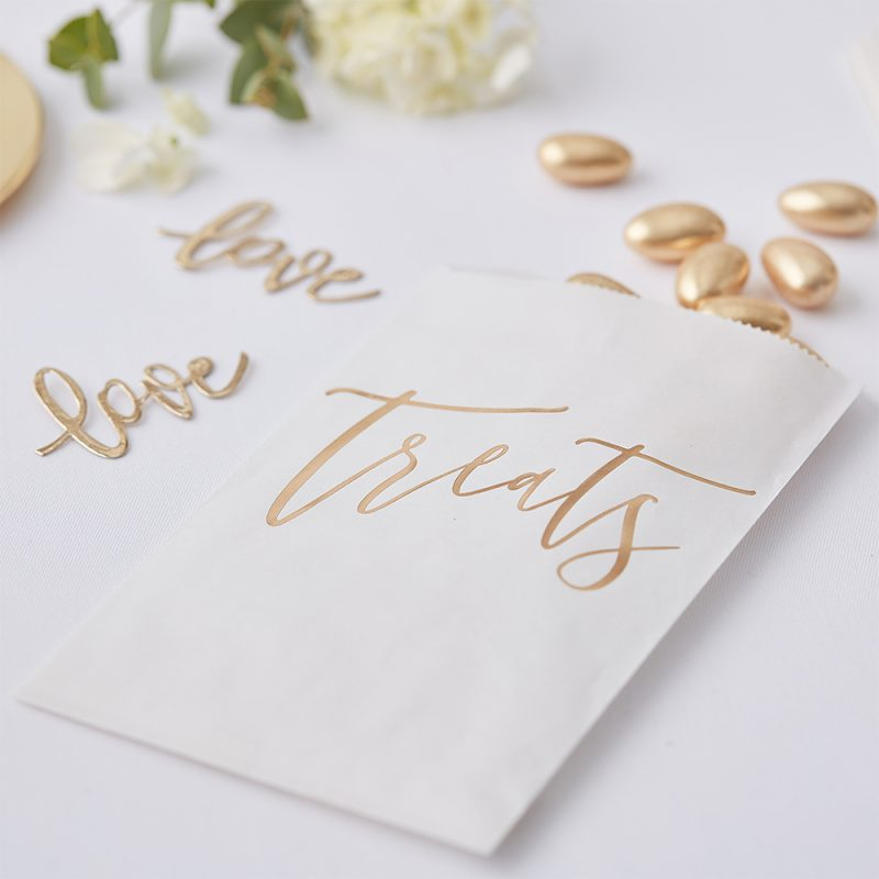 Treat & Popcorn Bags, Boxes, Paper Cones