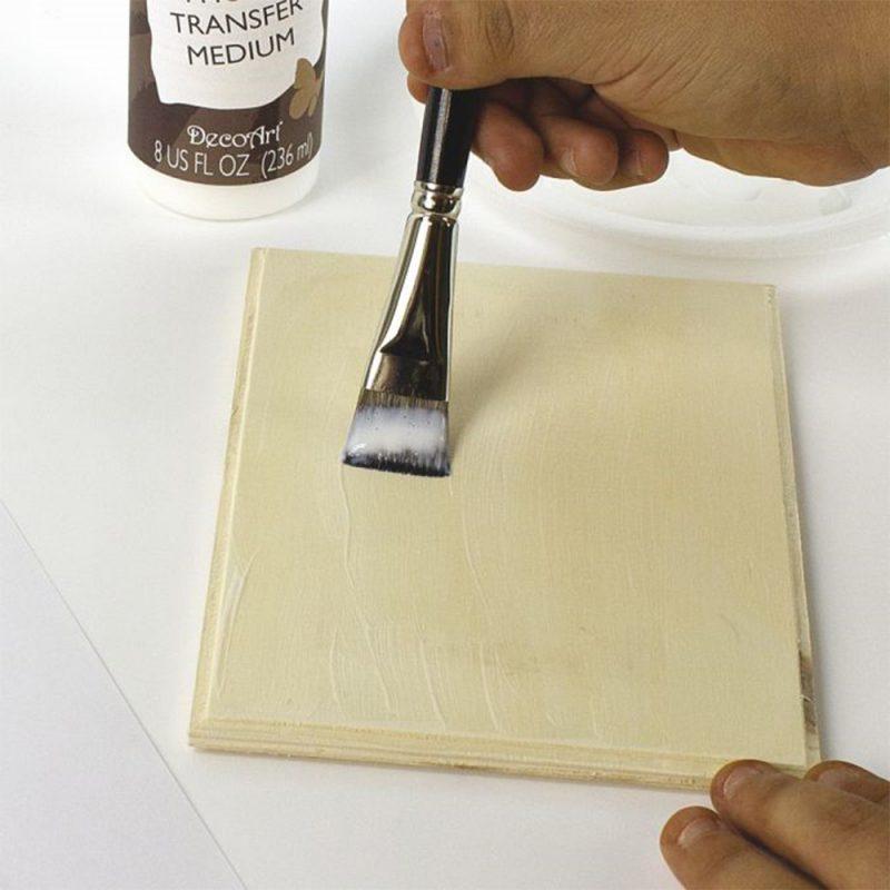 Glue - Varnish
