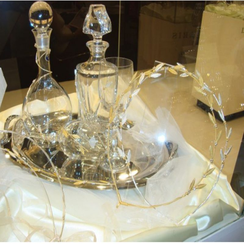 Wedding Package, Wine & Champagne Glasses